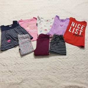 Other - Baby girl bundle of 8 items